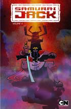 Samurai Jack, Vol. 4: The Warrior-King