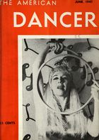The American Dancer, Vol. 14, no. 8, June, 1941