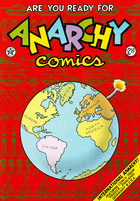 Anarchy Comics, no. 1
