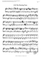 [12] The Hunting Tune, G Major