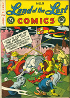 Land of the Lost Comics no. 9