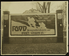 Photograph of 'Food, Don't Waste It' billboard, Mason City, IA