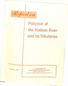 Report on Pollution of the Hudson River and Its Tributaries
