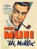 Hi Nellie (1934): Shooting script