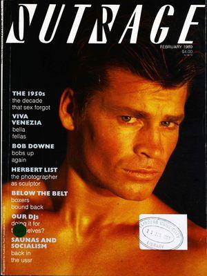 Gay Sex Magazine