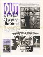 OUTLINES Serving the Community Since 1987 NOV. 3, 1999 The Weekly Voice of the Gay, Lesbian, Bi & Trans Community
