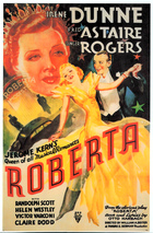 Roberta (1935): Continuity script