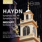 Haydn: Symphonies Nos. 49 & 87; Mozart: Sinfonia Concertante