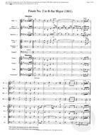 Finale No. 2 in B-Flat Major, B Flat Major
