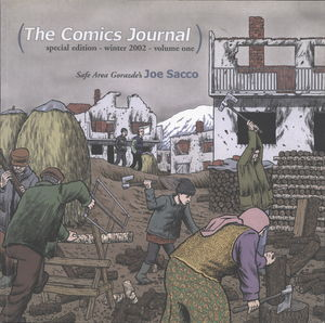 The Comics Journal, Special Edition, Vol. 1