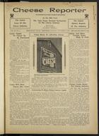 Cheese Reporter, Vol. 59, no. 1, September 8, 1934