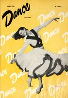 Dance Magazine, Vol. 24, no. 6, June, 1950
