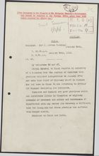 Decypher from Sir J. Jordan to United Kingdom Foreign Office re: Kuangsi Declaration of Independence, January 30, 1916