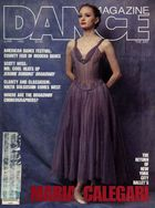 Dance Magazine, Vol. 64, no. 6, June, 1990
