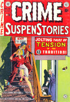 Crime SuspenStories no. 18