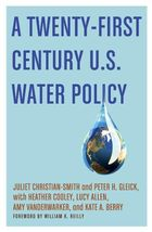 A 21st Century Water Policy