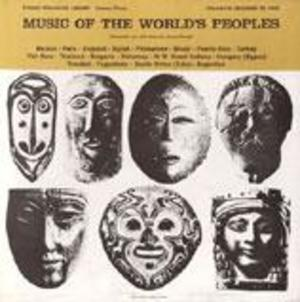 Music of the World's Peoples: Vol. 3