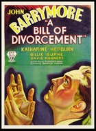 A Bill of Divorcement (1932): Continuity script