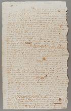Sarah Osborn Letters, 1743-1779