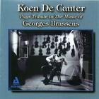 Koen De Cauter: Tribute to Georges Brassens