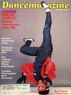 Dance Magazine, Vol. 58, no. 4, April, 1984