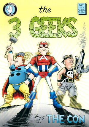The 3 Geeks, no. 3