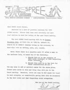 SPREE Board Member Letter re: Nominees for 1974 SPREE Awards