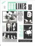 OUTLINES THE VOICE OF THE GAY AND LESBIAN COMMUNITY VOL 9. No. 7, DECEMBER 1995