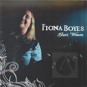 Fiona Boyes: Blues Woman