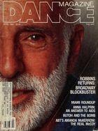 Dance Magazine, Vol. 63, no. 4, April, 1989