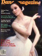 Dance Magazine, Vol. 57, no. 4, April, 1983
