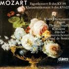 Bassoon Concerto in B-Flat Major, K 191 / Clarinet Concerto in A Major, K 622
