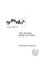 Early Music Edition: The Second Book of Songs