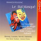 Le Bal Masqué/Rapsodie Negre/Le Bestiaire/Aubade