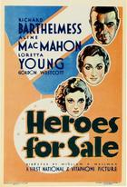 Heroes for Sale (1933): Continuity script