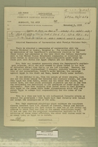 Attached Memorandum of Conversation with Foreign Minister Meir, November 6, 1956