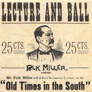 Polk Miller & His Old South Quartette