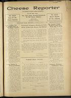 Cheese Reporter, Vol. 60, no. 27, Saturday, March 7, 1936