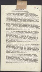 Outline of Scheme for Restriction of Liquid Milk Consumption, April 1, 1941