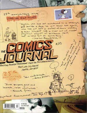 The Comics Journal, no. 235
