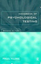 Chapter 22: Psychological tests in occupational and industrial psychology