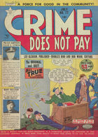 Crime Does Not Pay, Vol. 1 no. 77