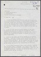 Letter from Anthony Parsons to the FCO, November 6, 1978