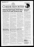 Cheese Reporter, Vol. 131, No. 50, Friday, June 15, 2007