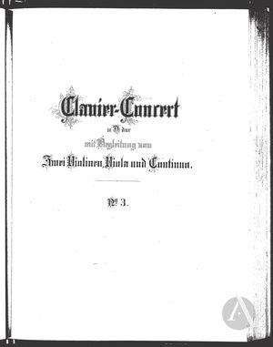 Clavier-Concert 3