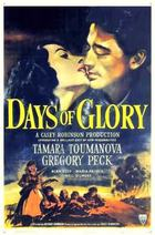 Days of Glory (1944): Shooting script