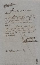Letter from Robert Logan Jack, August 6, 1889