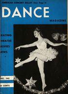 Dance Magazine, Vol. 17, no. 13, December, 1943
