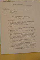 Memo from Calvin A. Mitchell to Jonathan H. Spalter re: White House Foreign Affairs Press Guidance, June 22, 1994