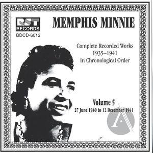 Memphis Minnie Vol. 5 (1940-1941)